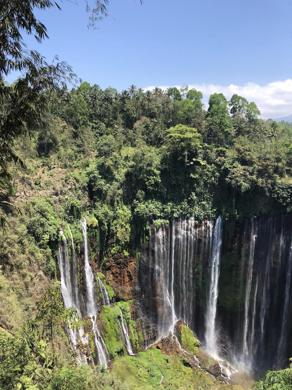 Wasserfall Malang 1