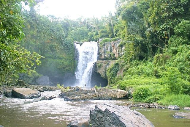 Wasserfall in Tegenungan