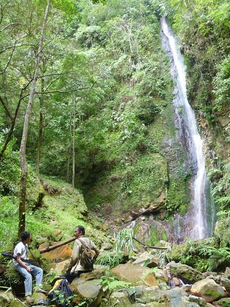 Wasserfall Sulawesi