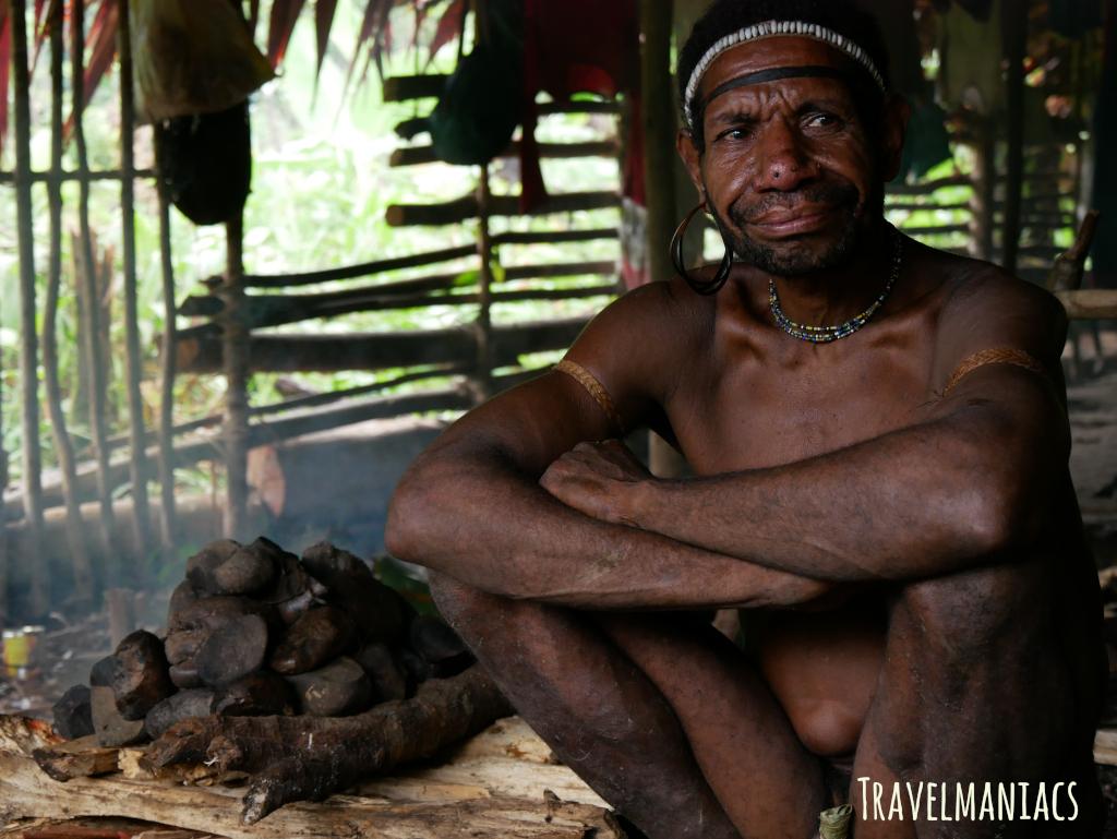 West Papua Korowai