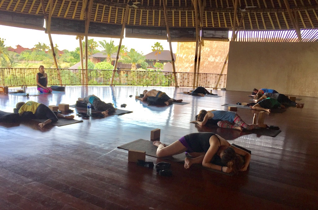 Yin Yoga The Practice Bali