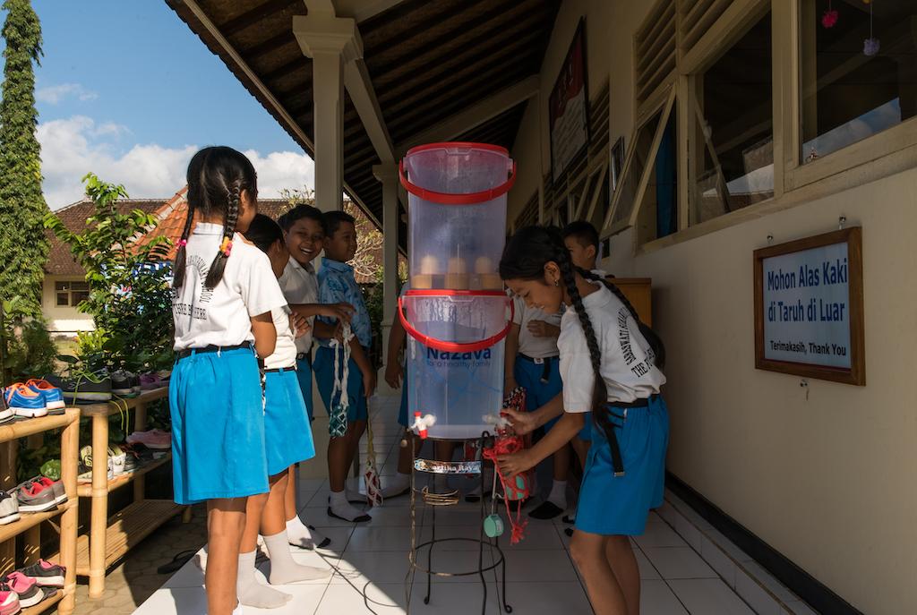 Zero-Waste-School-Indonesischkurs