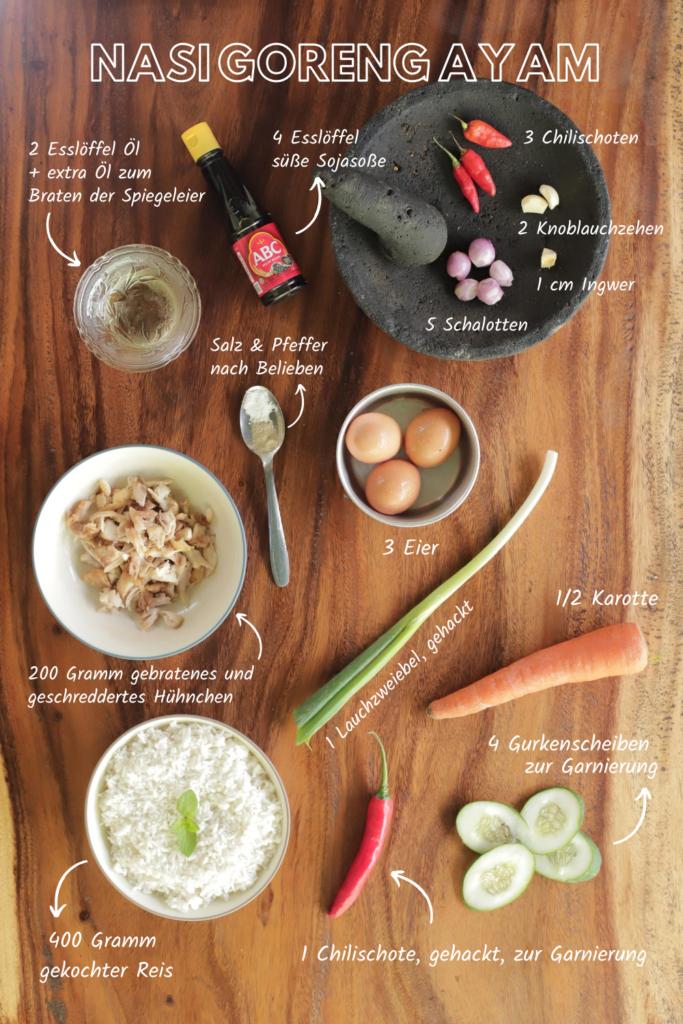 Zutaten-für-Nasi-Goreng-Ayam