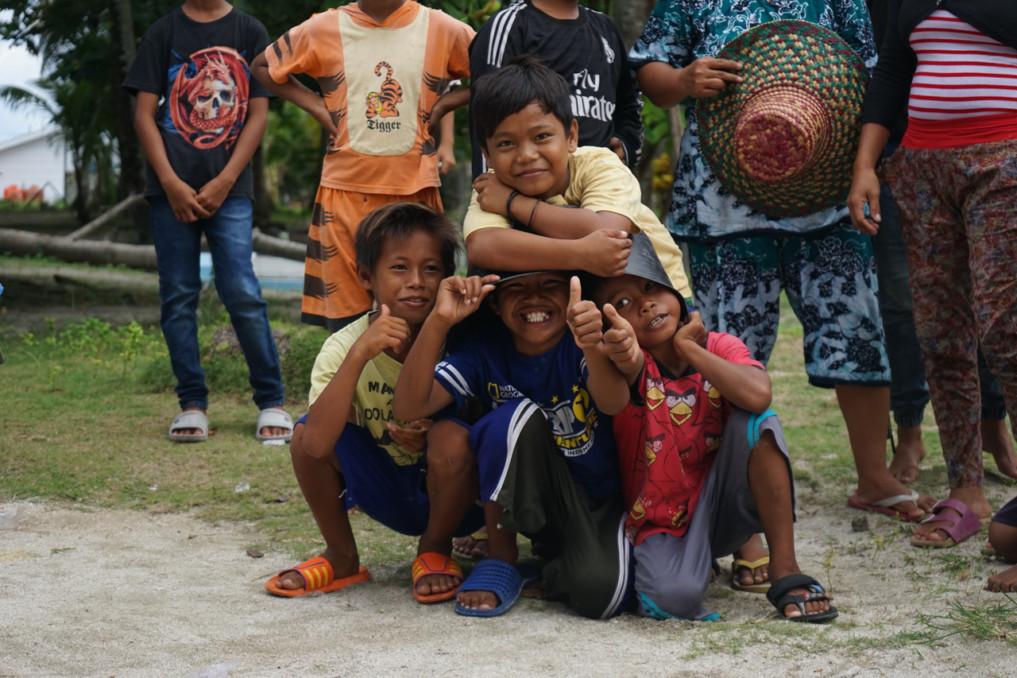 Bala-Balakang Archipel Kinder