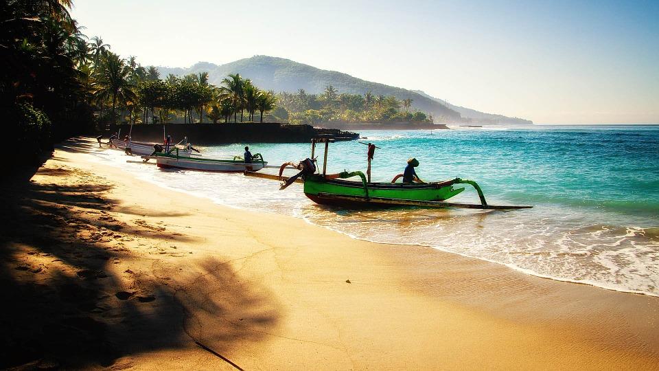 boot indonesien perahu