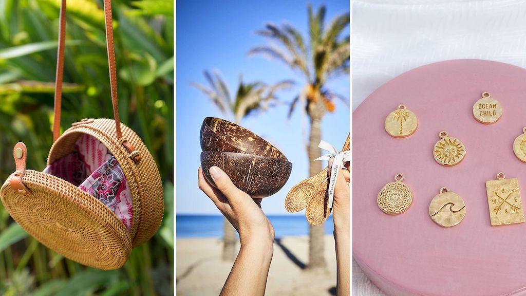 Bali-Geschenke-Ideen