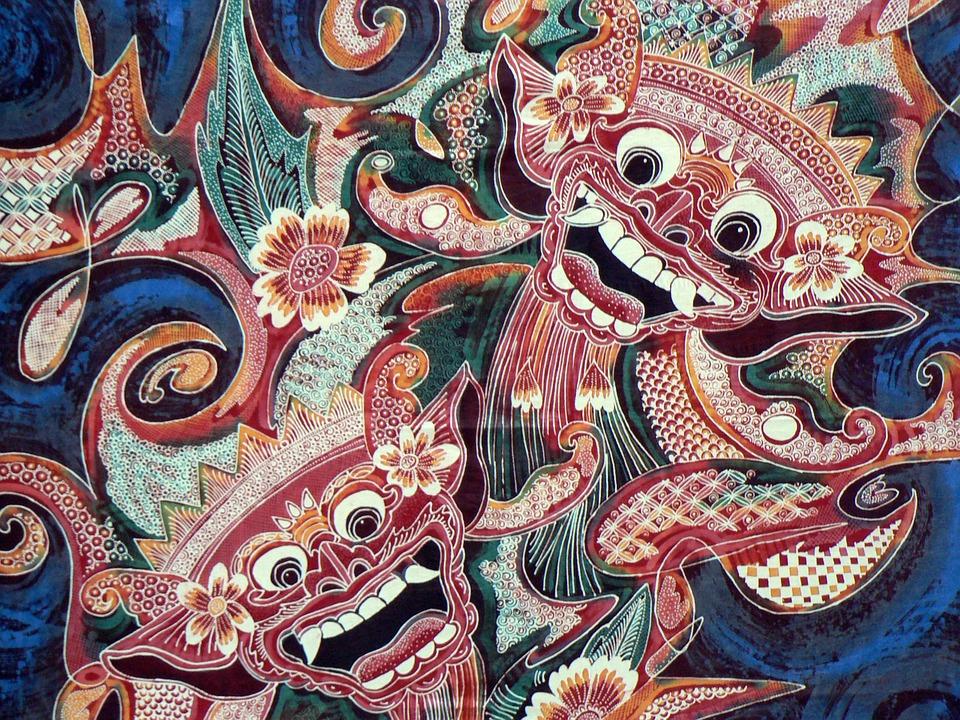 batik-indonesien