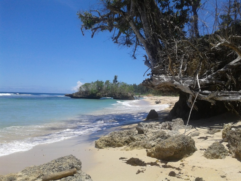 Beach Morotai