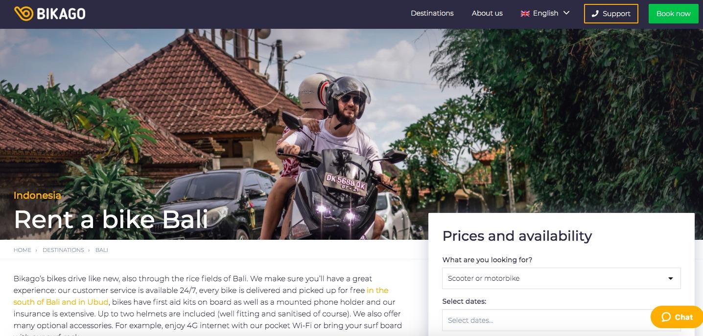 bikeago-webseite