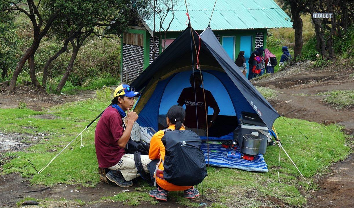 camping-papandayan