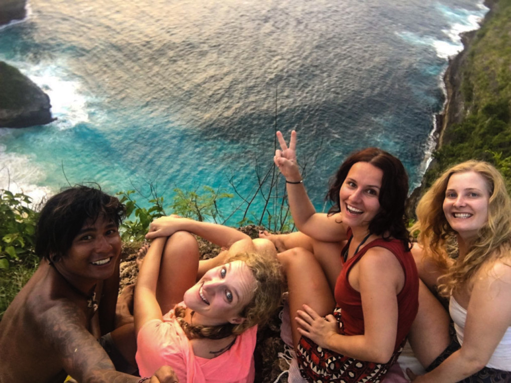 Erfahrungsbericht Leben auf Bali: Kelingking