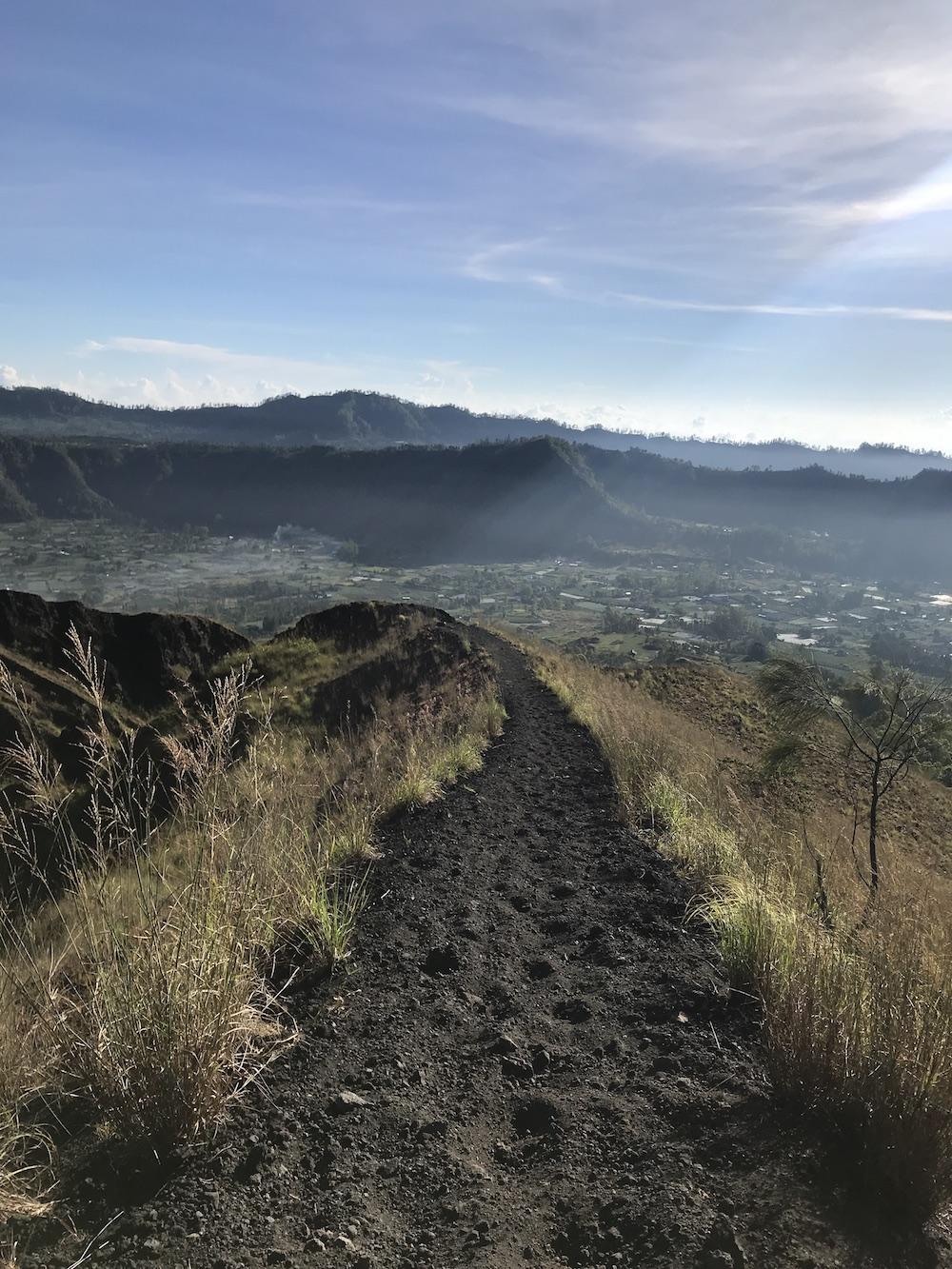 gunung-batur-wege