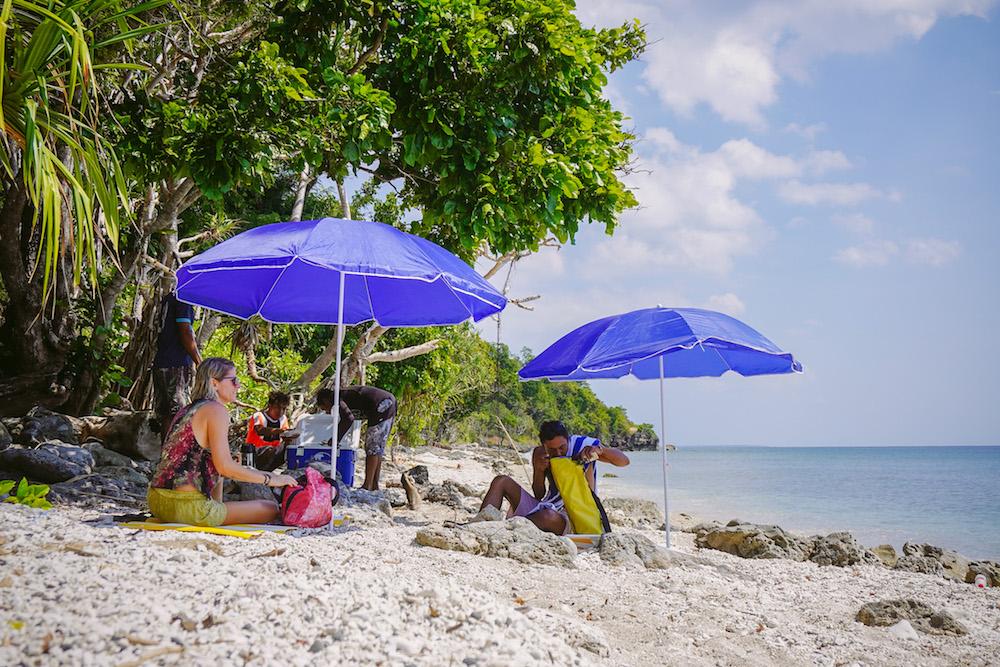 Moyo Island Ausflug