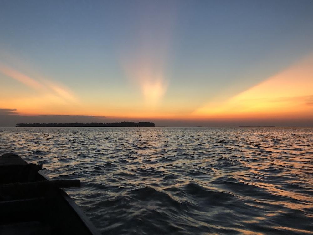 karimunjawa-sunset