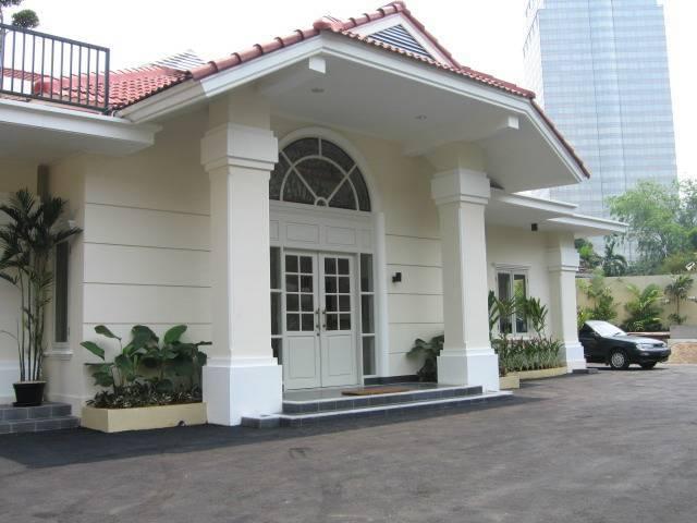 lombok residence jakarta unterkunft