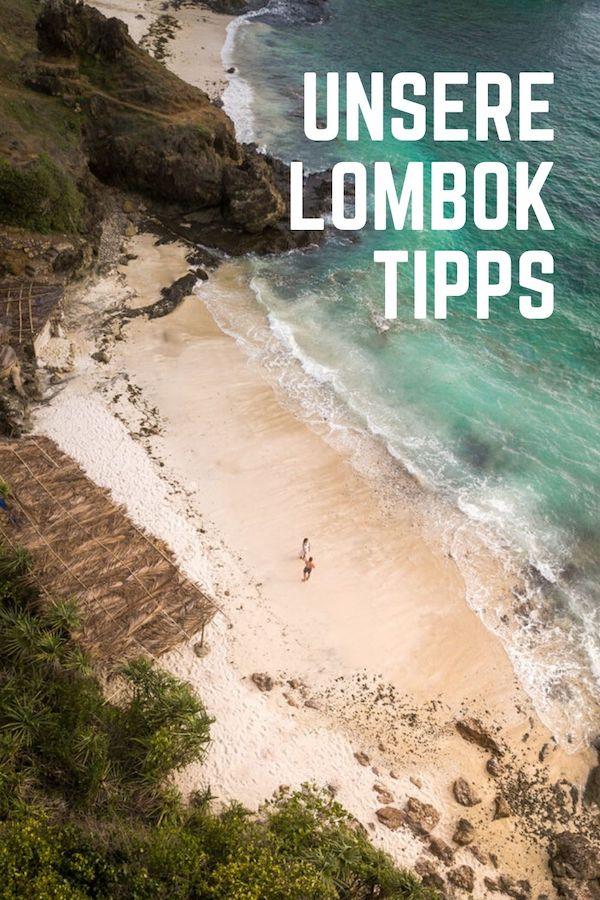 lombok tipps