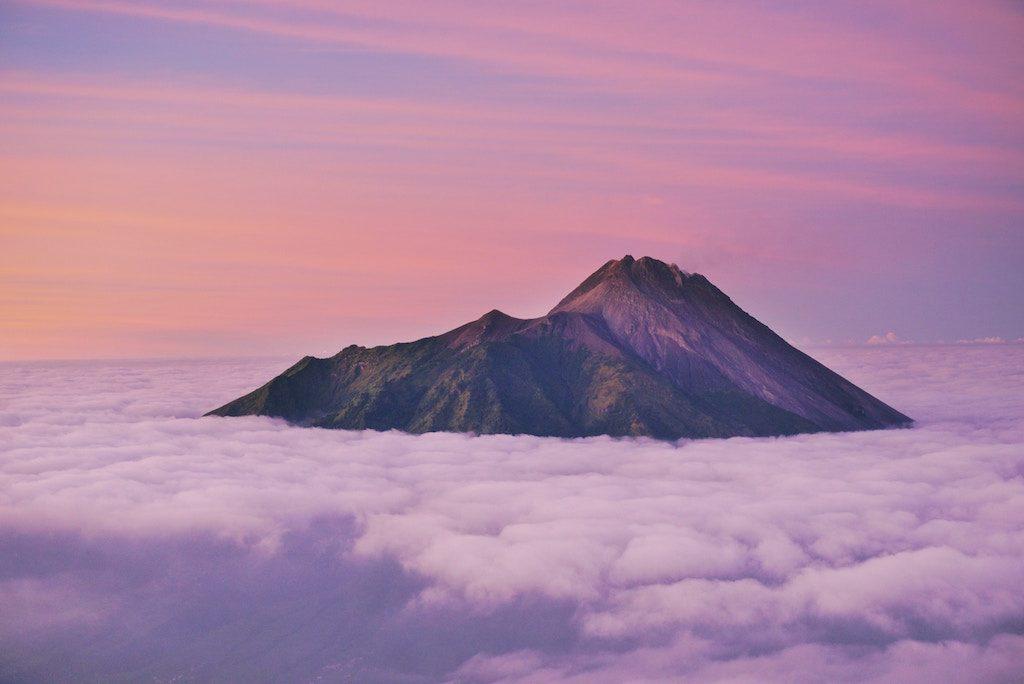 merapi-vulkan-java