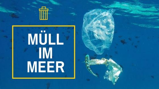 Müll im Meer Titelbild