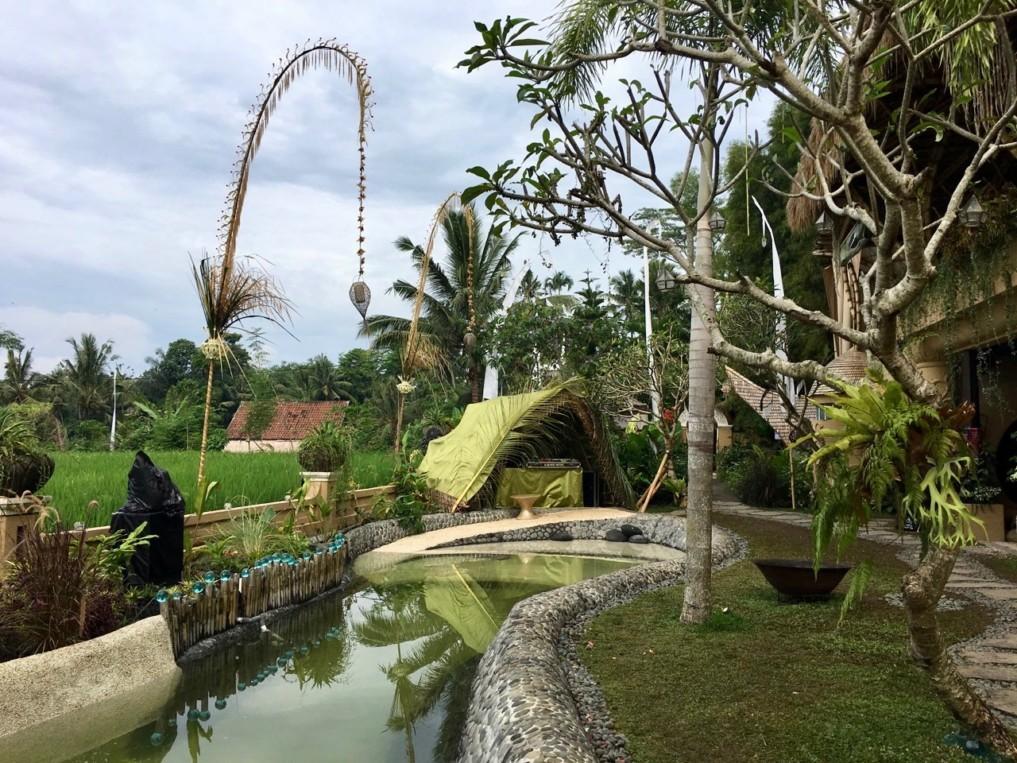 NewEarth Festival in Ubud Villa Akasha