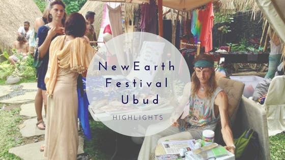 NewEarth Festival in Ubud