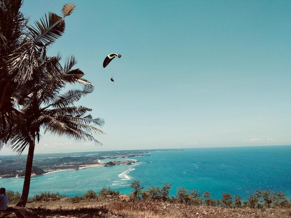 paragliding-kuta-lombok-1