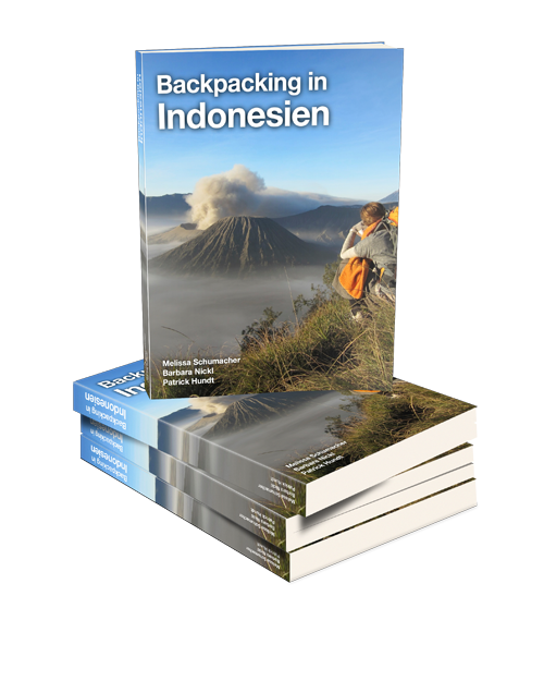Ebook Backpacking Indonesien