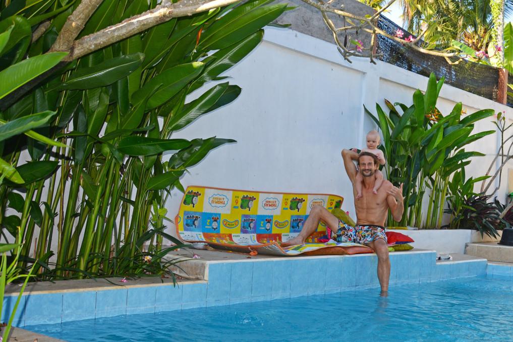 Elternzeit-Bali