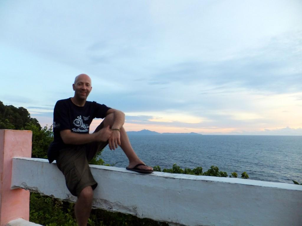 Jens in Pulau Weh