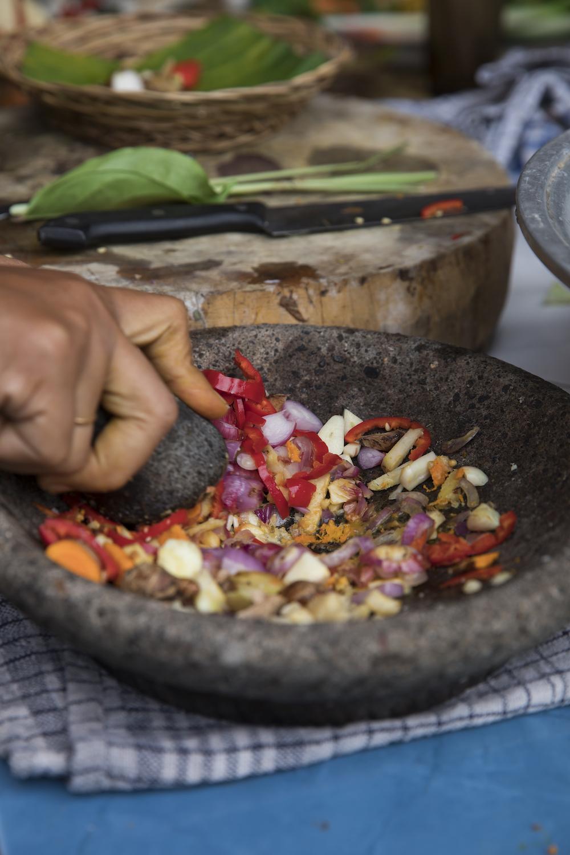 sambal-zubereitung