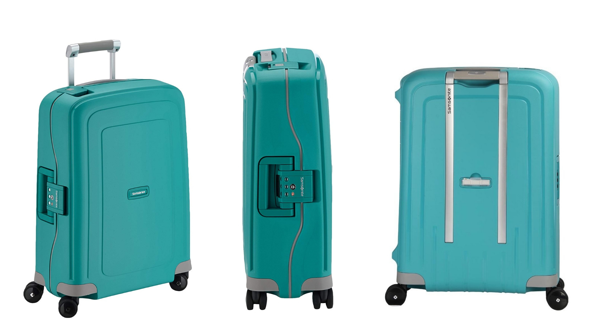 samsonite trolley reise