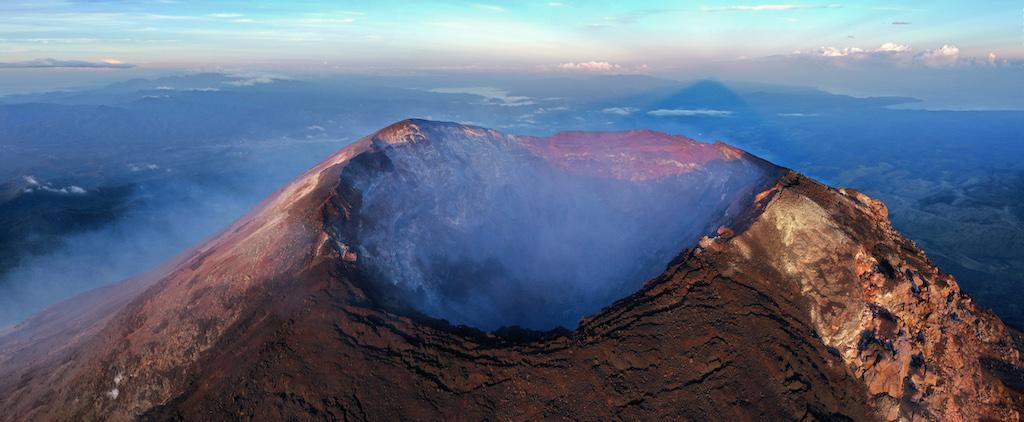 Soputan Vulkan Indonesien