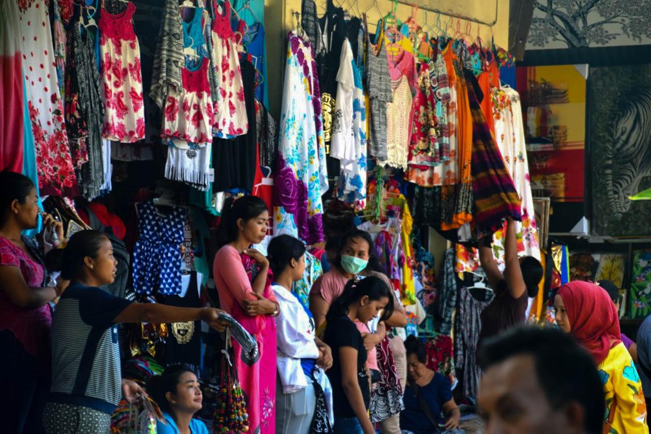 Sukawati Art Market Bali