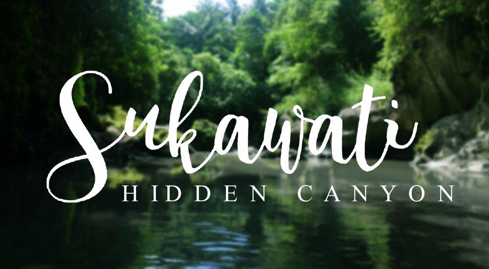 Hidden Canyon Sukawati, Bali
