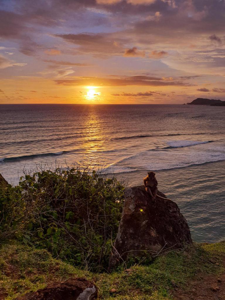 sunset-bukit-merese-kuta-lombok