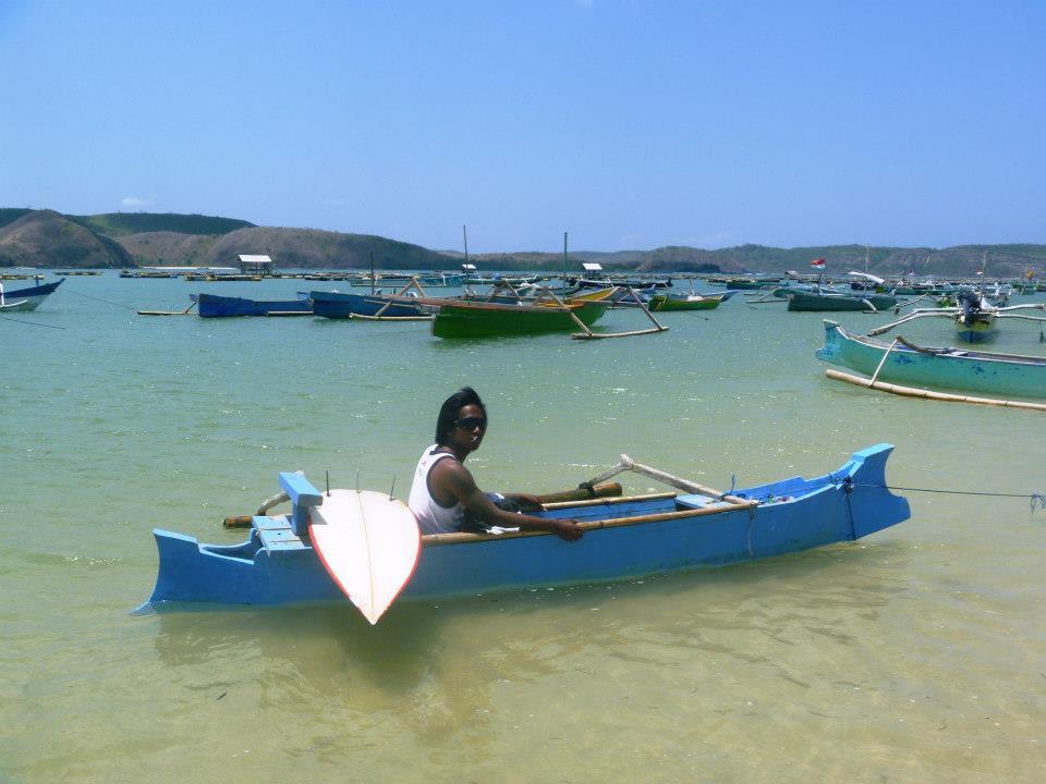 surfen lombok 2