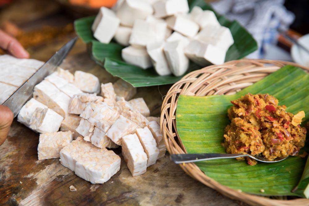 tempeh-tofu