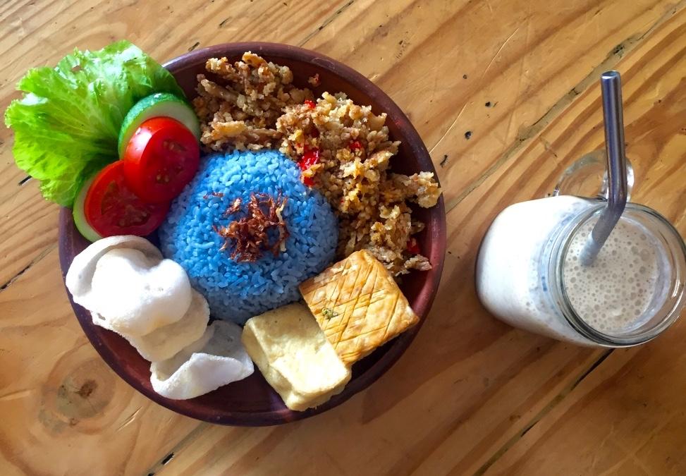 vegetarisch-in-indonesien-nasi-jamur-geprek