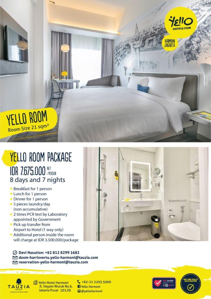 yellow-hotel-jakarta-quarantaene-hotel