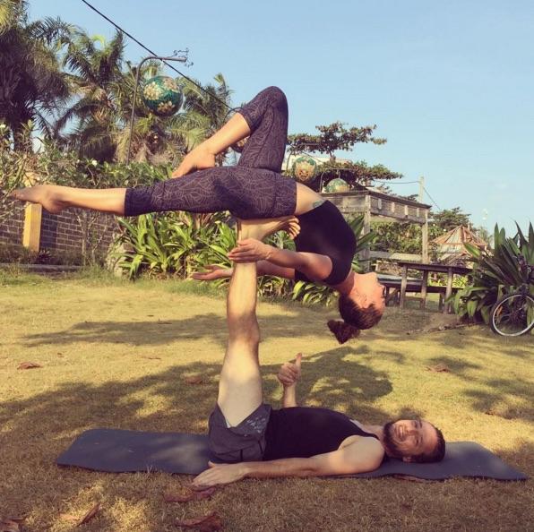 yoga bali community